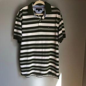 Tommy Hilfiger Polo Shirt.  Sz. XL